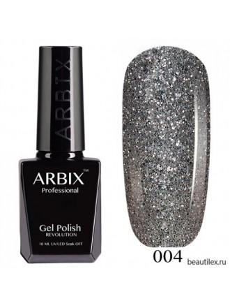 Гель-лак Arbix №004 Снегурочка