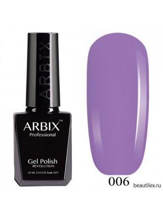 Гель-лак Arbix №006 Лавандовые Сны