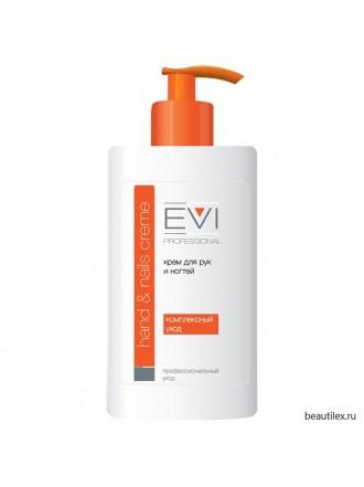 EVI Professional Hand & Nails Creme Крем для рук и ногтей Комплексный уход 450мл