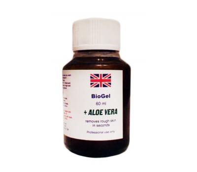 Биогель для удаления кутикулы и натоптышей BioGel Aloe Vera, 60 мл (20900K)