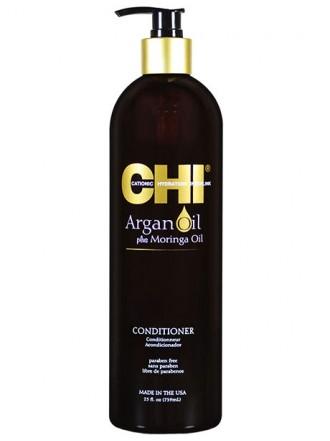 Кондиционер с экстрактом масла Арганы и дерева Моринга 739мл