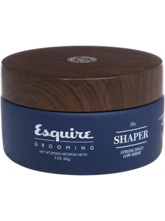 Крем-воск для волос ESQUIRE SHAPER сильной степени фиксации, полуматовый эффект, 85 г.