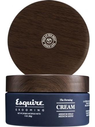 Крем для укладки волос ESQUIRE CREAM средняя степень фиксации, средний глянец, 85 г.