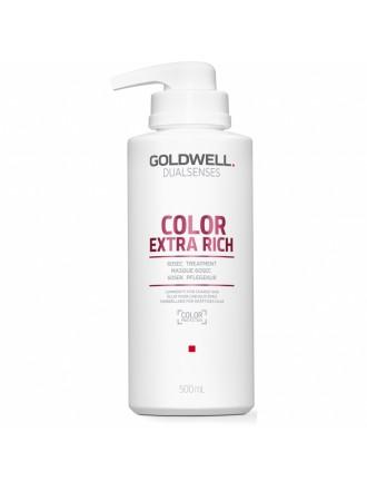 DS COLOR Уход за 60 секунд для блеска окрашенных волос 500 мл.