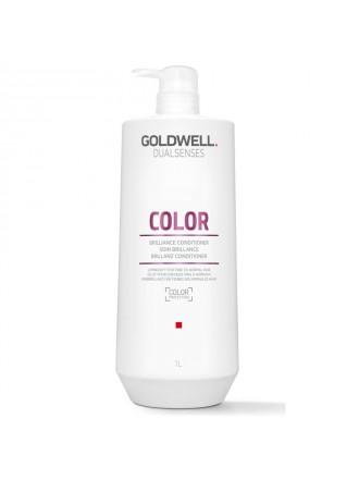 DS COLOR Кондиционер для блеска окрашенных волос 1000 мл.