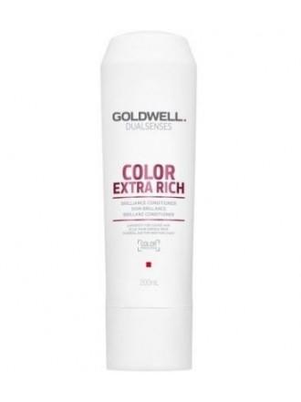 DS COLOR Кондиционер для блеска окрашенных волос 200 мл.