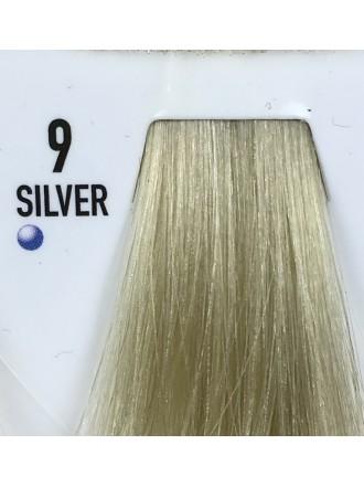9 SILVER кристальный блонд, 120 мл.