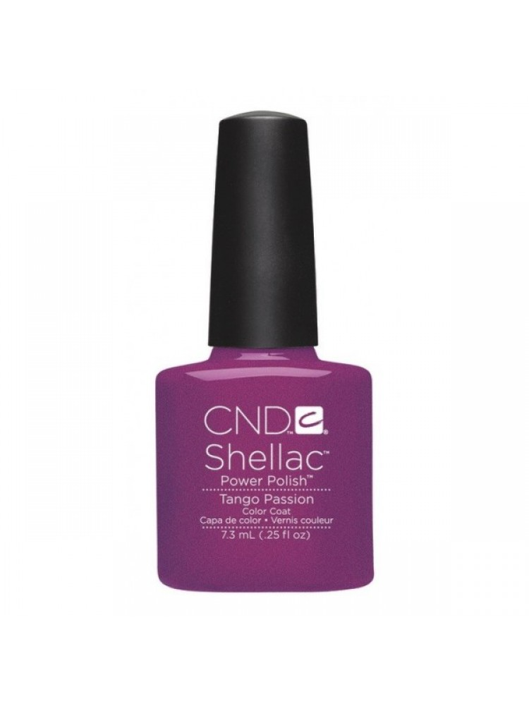 CND Shellac Tango Passion PARADISE COLLECTION 2014