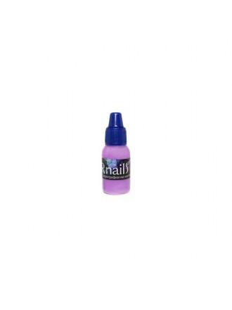 Краска для аэрографии 20 - Сирень (фиолетовый+белый) 10 мл