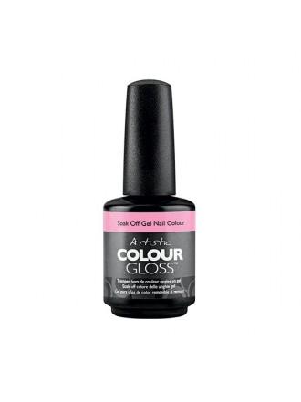 Artistic Colour 2100016 MILKSHAKES & HEARTBREAK Гель-лак для ногтей, 15 мл