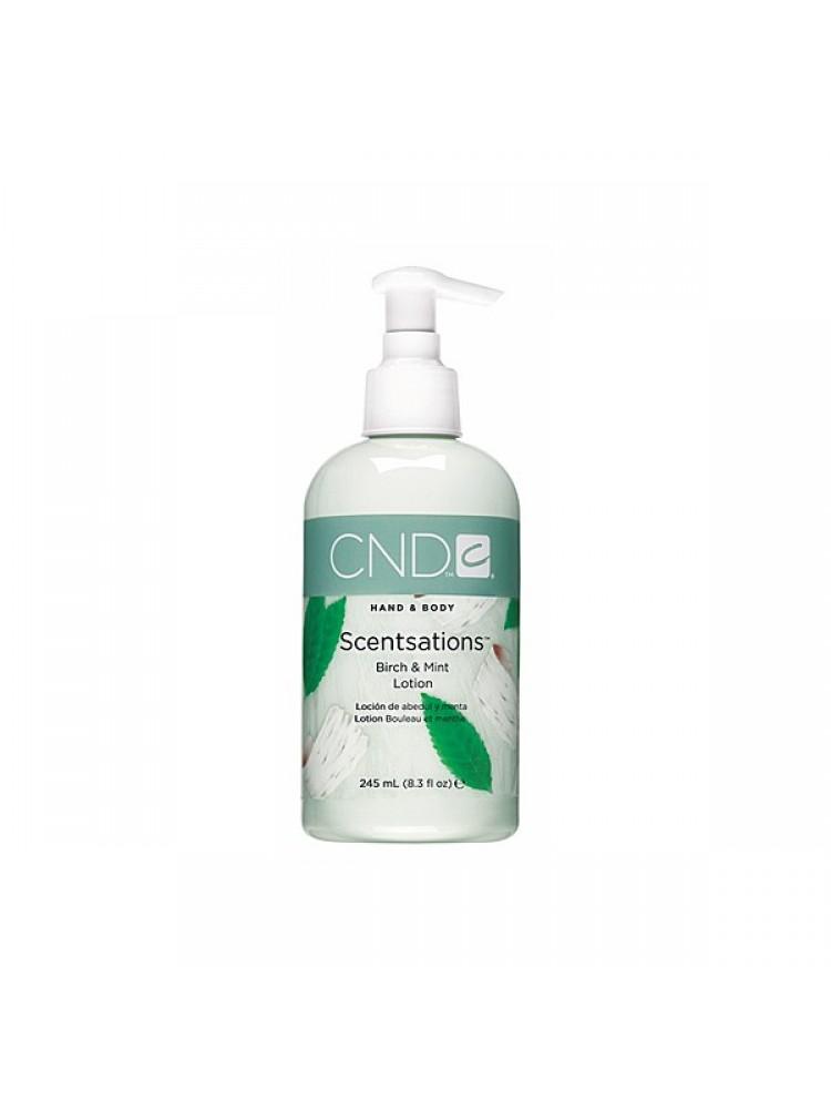CND Scentsations лосьон с экстрактом березы и запахом мяты