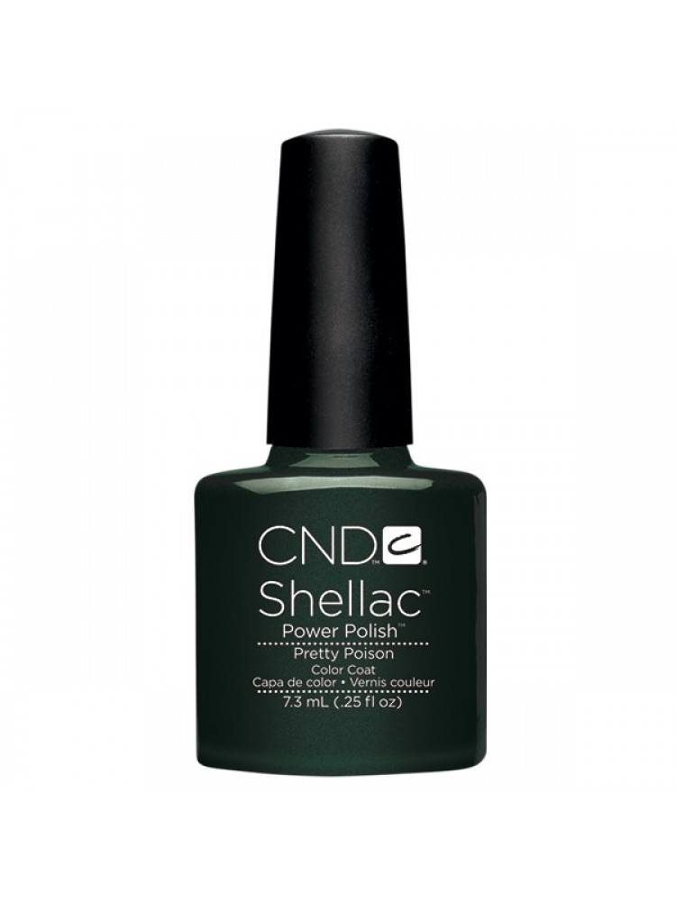 CND Shellac PRETTY POISON №47