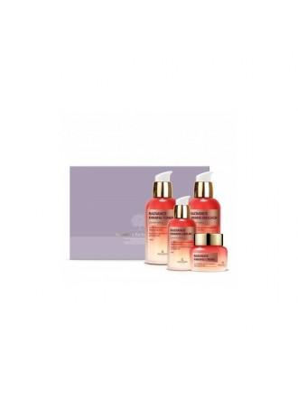 Увлажняющий осветляющий набор против морщин The Skin House Radiance Firming Set