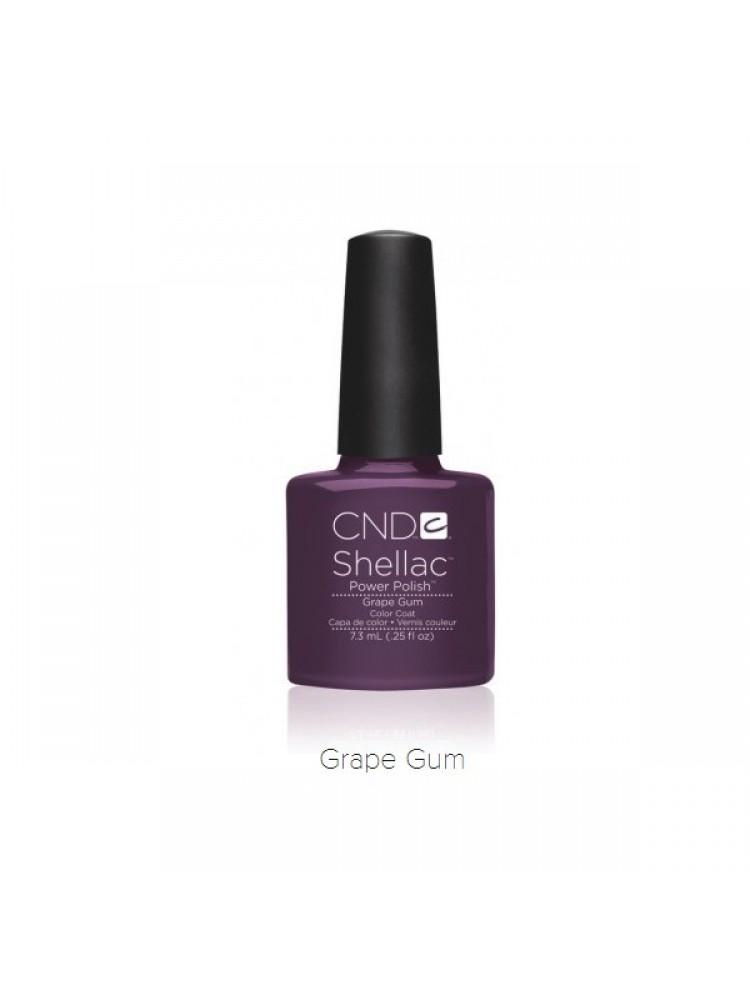 Cnd Shellac Grape Gum № 45L