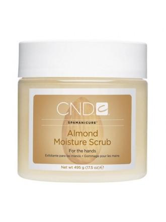 CND Almond Moisture Scrub 495 g