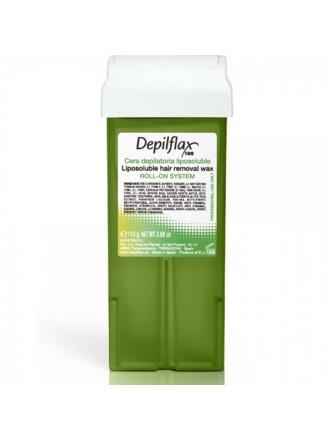 Воск в картридже Depilflax - Оливковый