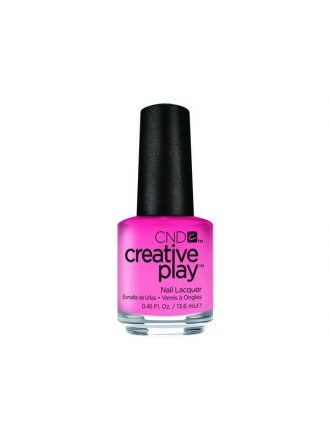 CND Creative Play № 404  Oh Flamingo 13,6 мл