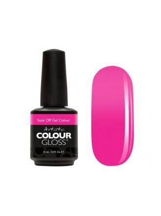 Artistic Colour 2100018 POLKA DOTTIE HOTTIE Гель-лак для ногтей, 15 мл
