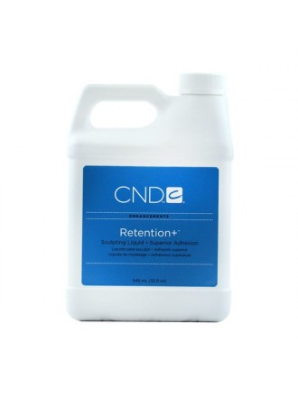 CND - RETENTION+LIQUID 946ML