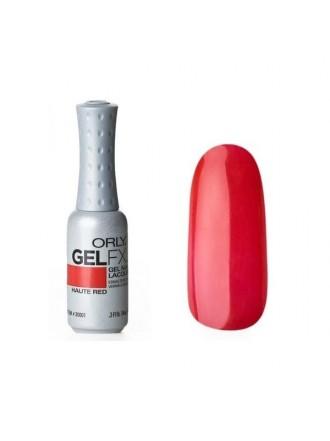 Orly Гель-лак Gel FX Gel Nail Lacguer 001 Haute red 9ml