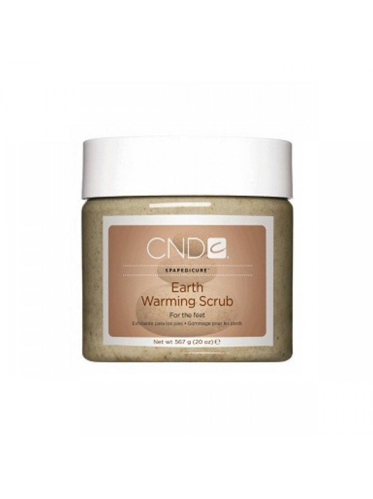 CND Earth Warming Scrub 567g (ранее Raw Earth Buff)