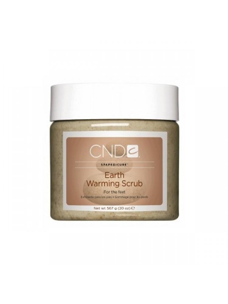 CND Earth Warming Scrub 567g (ранее Raw Earth Buff)