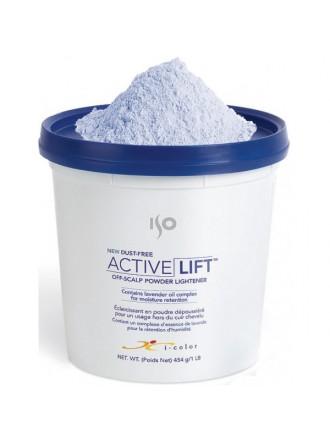 ISO i.color Active Lift - Dust Free - Беспыльная бесконтактная пудра, 454 гр