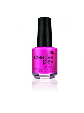 CND Creative Play № 409  Berry Shocking 13,6 мл