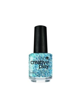 CND Creative Play  № 459  Kiss + Teal 13,6 мл