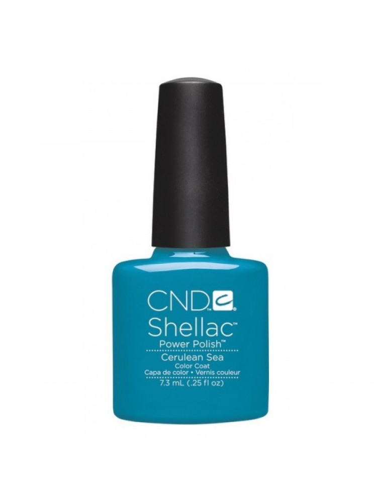 CND Shellac Cerulean Sea PARADISE COLLECTION 2014