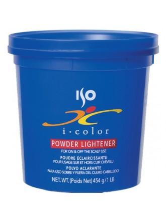 ISO i.color Powder Lightener - Осветляющая пудра, 454 гр