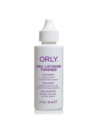 orly nail lacquer thinner разбавитель для лака