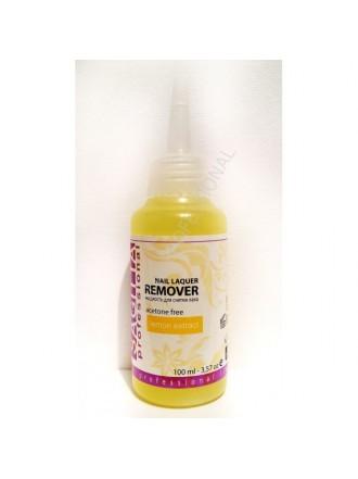 Sagitta: Жидкость для снятия лака с экстрактом лимона 100 мл