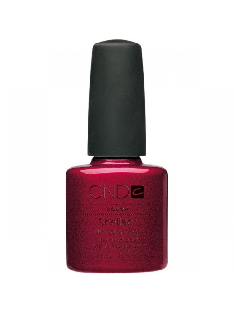 CND Shellac RED BARONESS №9