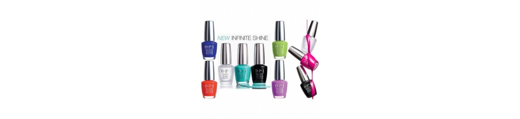 OPI Infinite Shine Gel Effects