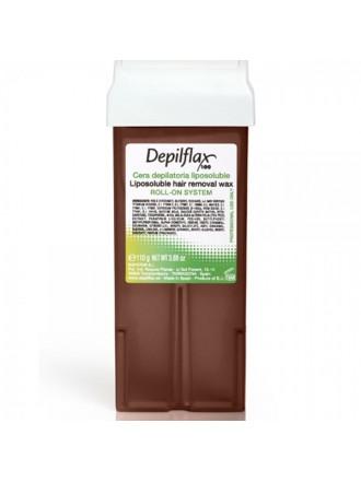 Воск в картридже Depilflax - Шоколад