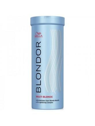 WELLA Blondor порошок для блондирования осветляющий без образования пыли, 400 гр.