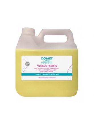 Domix Жидкое лезвие для ускоренной подготовки к маникюру и педикюру, 3 л