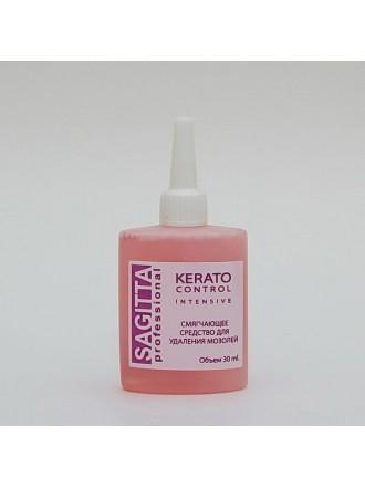 Кератолитик интенсивного воздействия щелочной KERATO CONTROL INTENSIVE 30ml