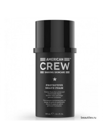 Защитная пена для бритья AC SSC Protective Shave Foam 300 мл