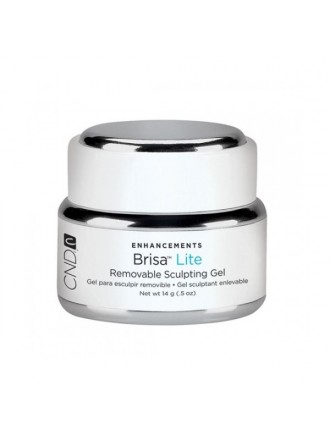 CND Brisa Lite, Clear Sculpting Gel