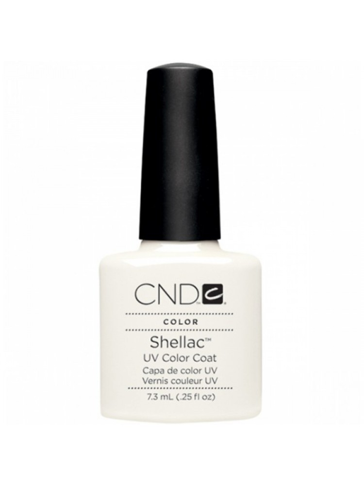 CND Shellac STUDIO WHITE №26