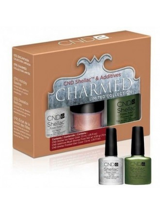 "CND Shellac "" Charmed Limited Collection № 1"""