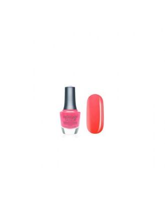 "Morgan Taylor ""Candy Coated Coral"", 15 ml - лак для ногтей ""Сладкий коралл"", 15 мл"