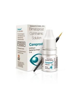 Средство для роста ресниц и бровей Careprost (Карепрост)