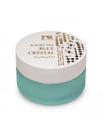 Охлаждающий гель для размягчения кожи стопы Синий Кристалл Masura, 50 мл