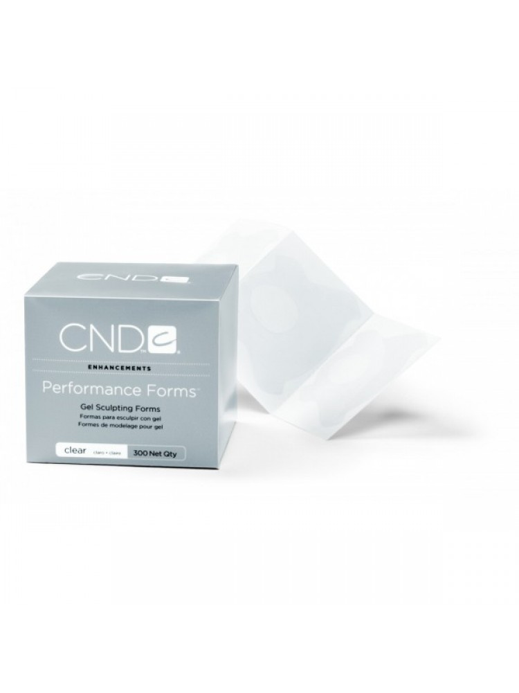 CND Clear Performance Forms