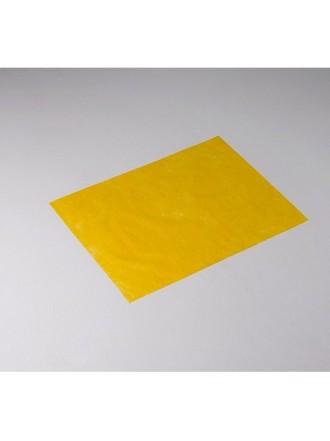 Коврик из спанбонда (Спанбонд, желтый, 40х50 см, 100 шт/упк,