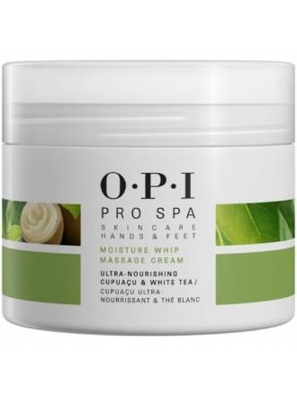 Крем-сливки для массажа увлажняющие OPI Pro Spa 236 мл.