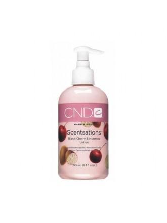 CND Scentsations лосьон с экстрактом мускатного ореха и запахом черешни